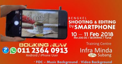 BENGKEL SHOOTING & EDITING